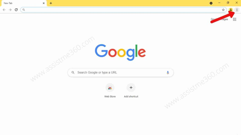 Disable yahoo search engine on Chrome (1)