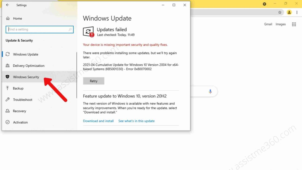 Scan with Windows Defender 4