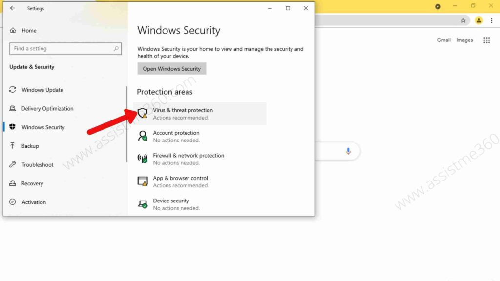 Scan with Windows Defender 5