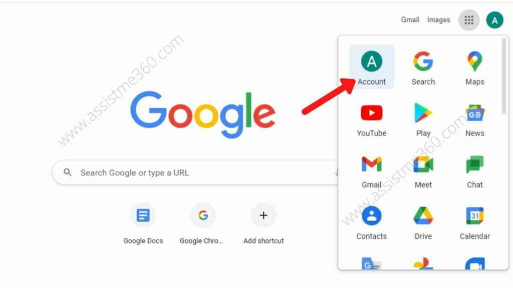 Steps to check gmail storage (2)