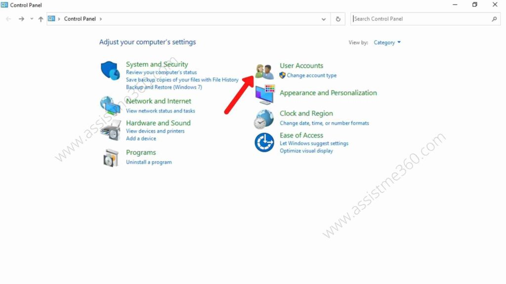 Steps to create new profile on Outlook (2)