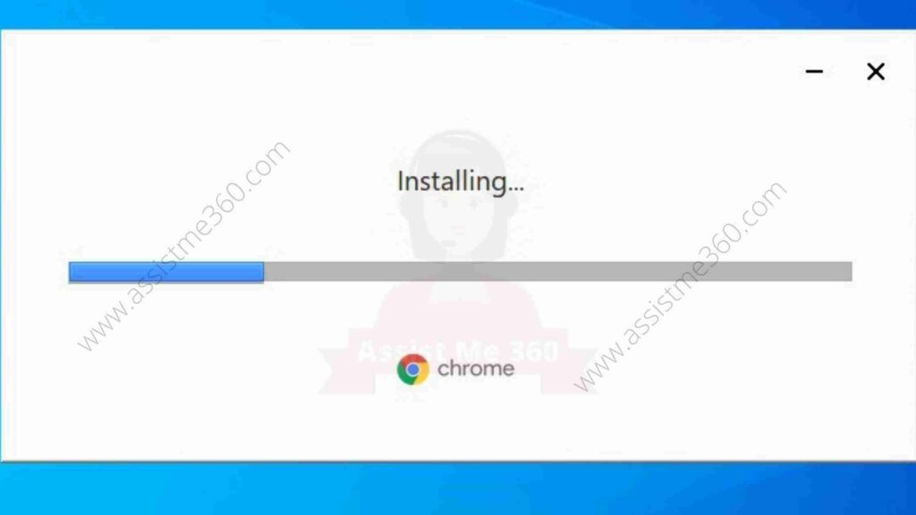 Steps to download and install chrome (8)