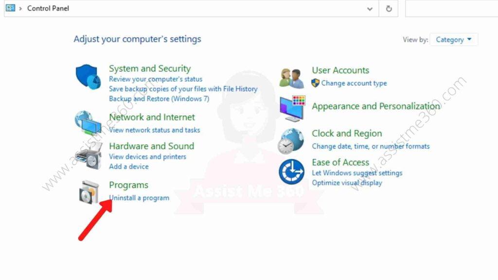 Steps to uninstall Chrome (2)