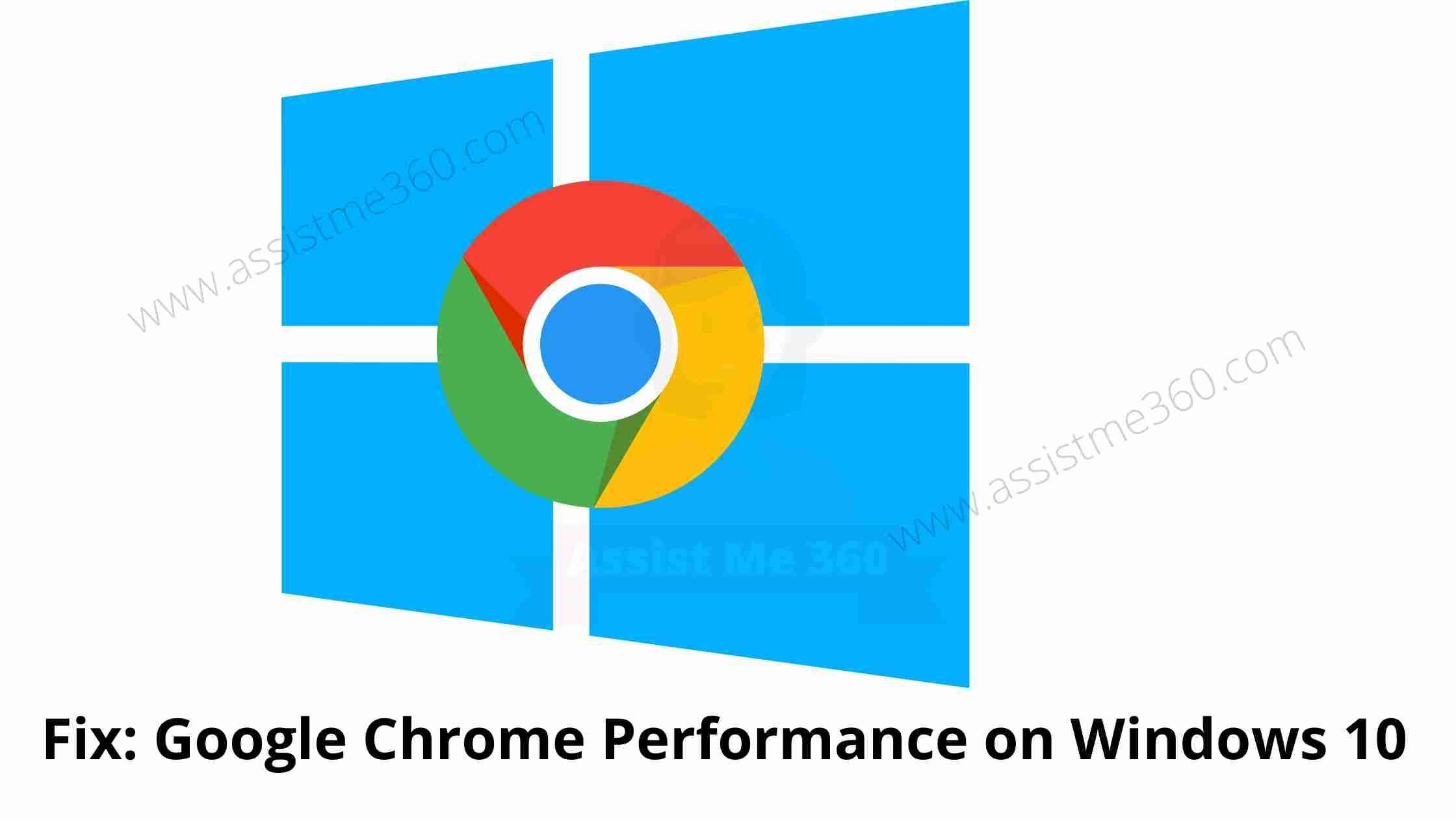 Chrome Slow on Windows
