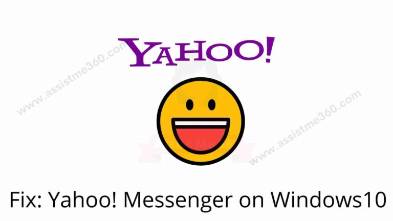 How to fix Yahoo messenger not working on Windows 10