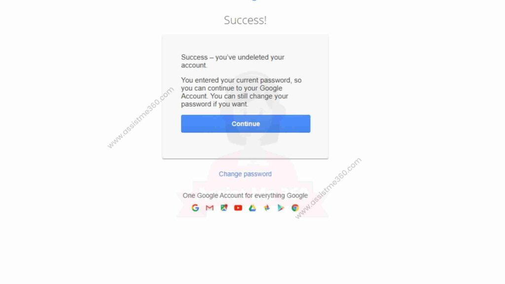 Steps to recover gmail account (2)