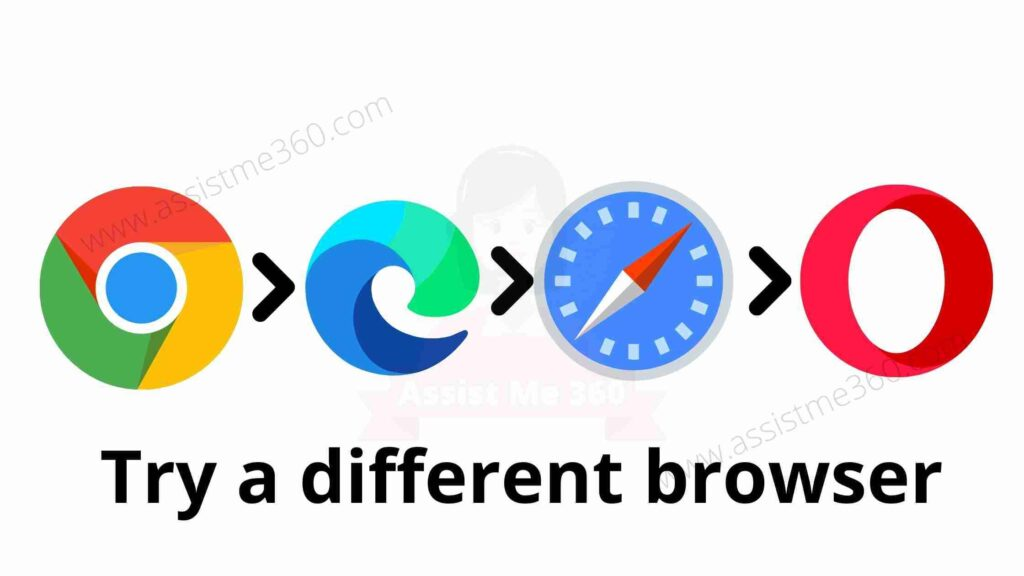Steps to upgrade browser