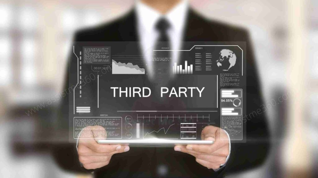 Third party application for Yahoo mail