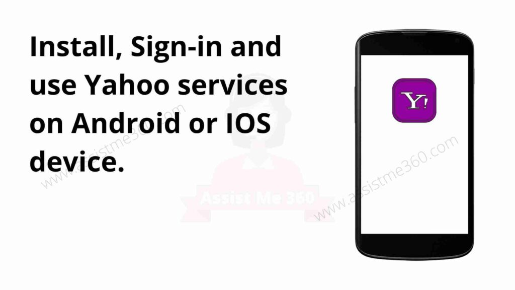 Yahoo application for android and IOS