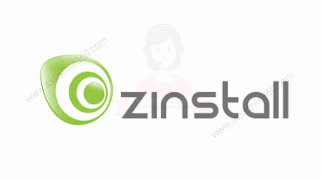 Use zinsatll for Outlook express